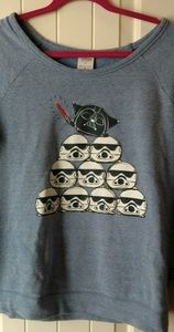 Disney Tsum Tsum Star Wars long sleeve shirt
